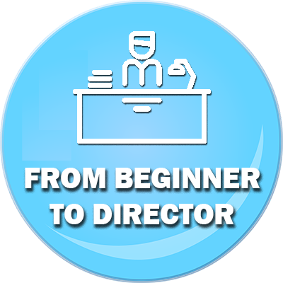 From Beginner to Director